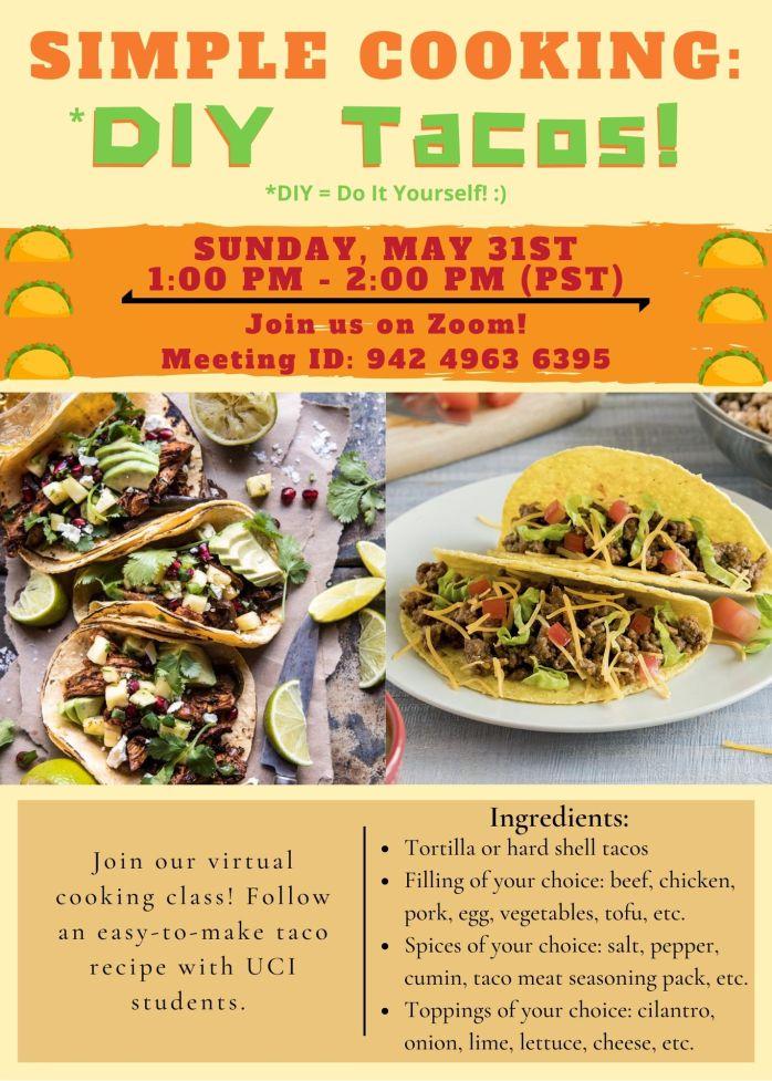 5-31 Simple Cooking_ DIY Tacos!